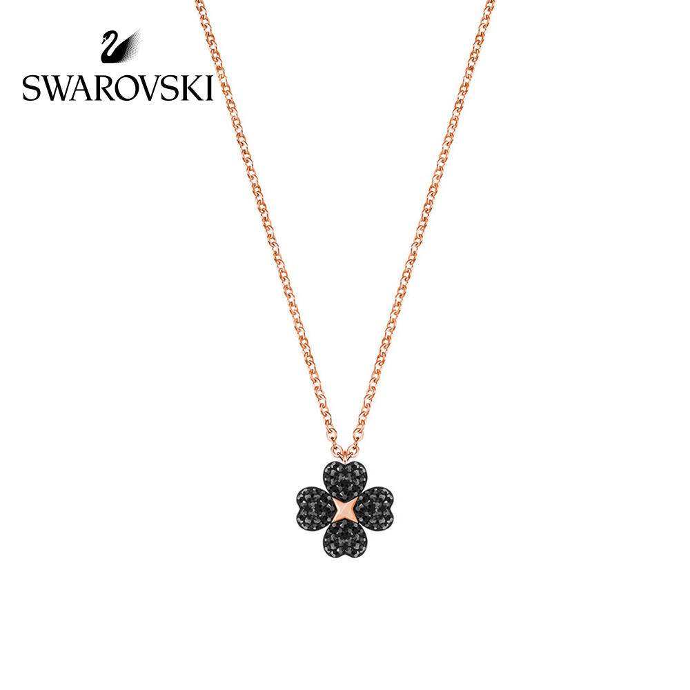 380b82b098d5ba Swarovski LATISHA Four-leaf Clover Necklace Female Clavicle Chain -  BuyChinaFrom.com - Buy China shop at Wholesale Price By Online English  Taobao Agent