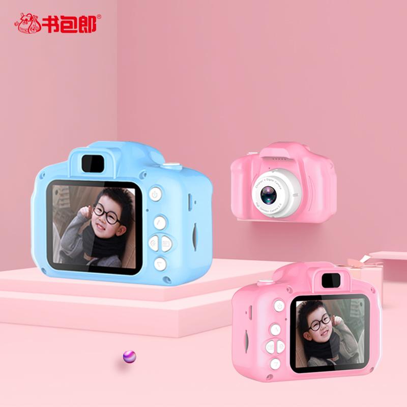 儿童数码照相机玩具可拍照宝宝迷你单反高清卡通男女孩礼物
