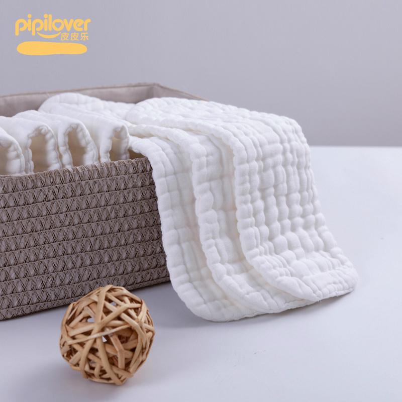 寶寶尿布純棉可洗水洗新生嬰兒100%全棉紗布小孩介子布的尿片戒子