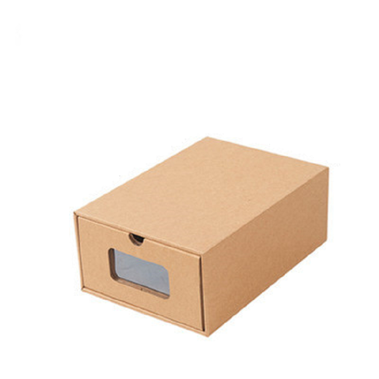 桌面多层收纳盒办公室整理神器票据收纳A4文件夹收纳盒牛皮纸抽屉,免费领取1元淘宝优惠卷