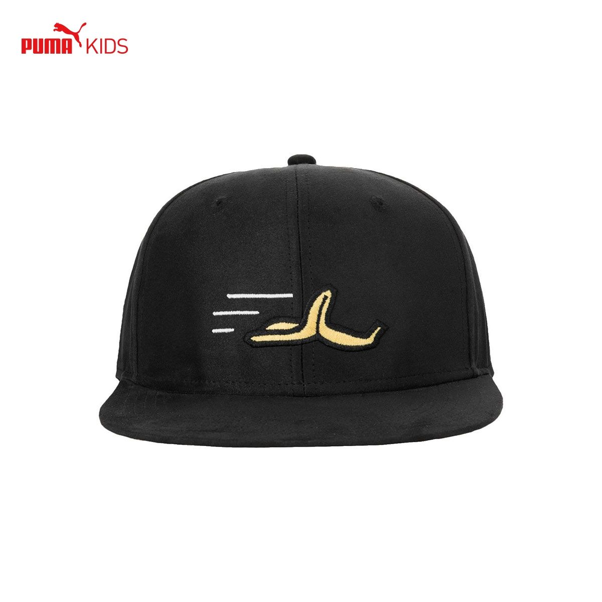 puma Puma children s 2018 New large children s small yellow hat boys and  girls casual hat light fe701e0d8d4