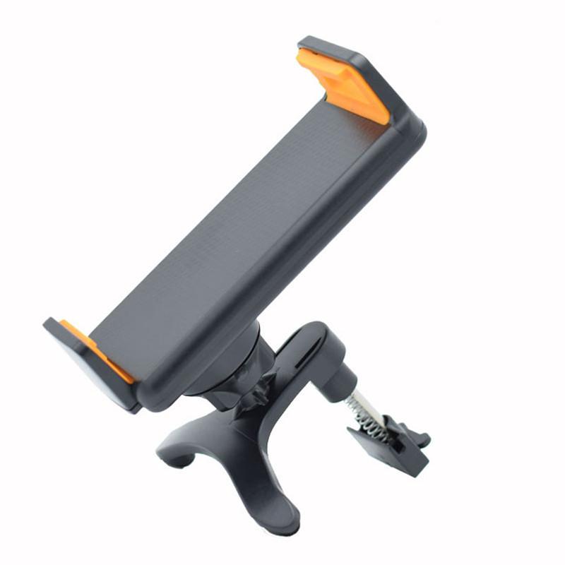 汽车载出风口手机平板电脑支架导航ipad2345iPadPro9.7寸10寸Air