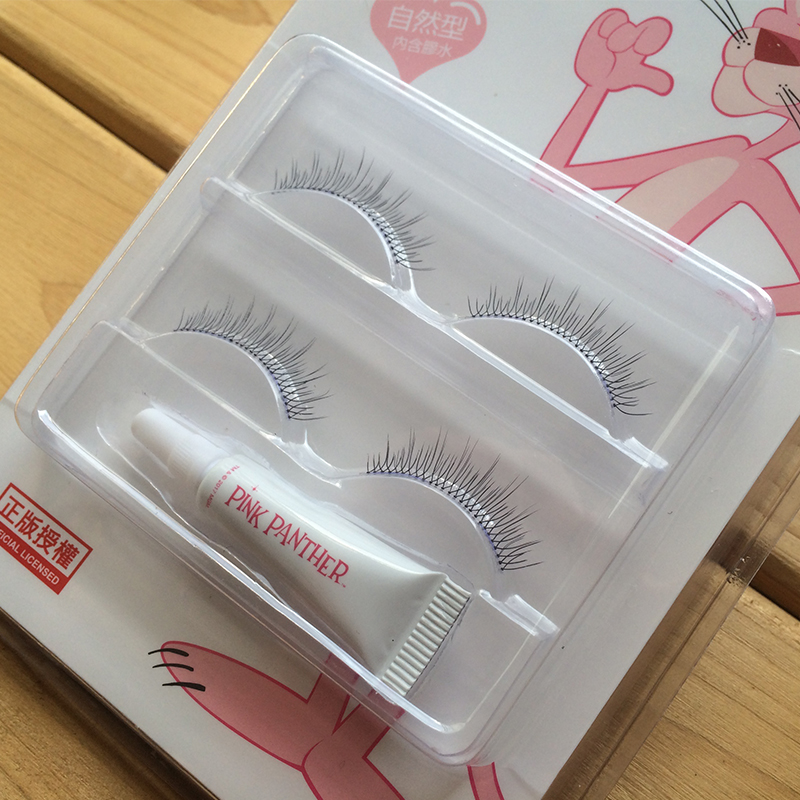 b0e10a27c2a ... lightbox moreview · lightbox moreview. PrevNext. Japan miniso genuine  name excellence Pink Panther comfortable handmade false eyelashes natural  type 2 ...
