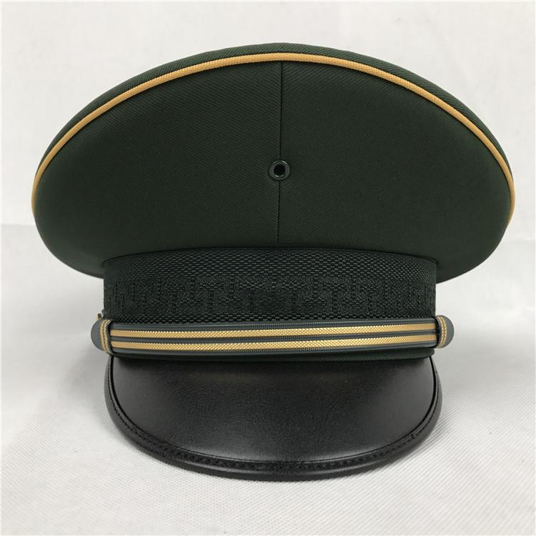 Военная фуражка Аутентичные огонь весной и осенью оливковая обмундирования или обойтись большой шляпе