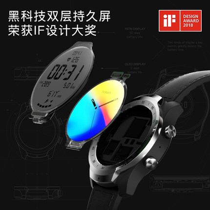 大家真实评测ticwatch pro和apple watch哪个好??ticwatch pro和apple watch区别是