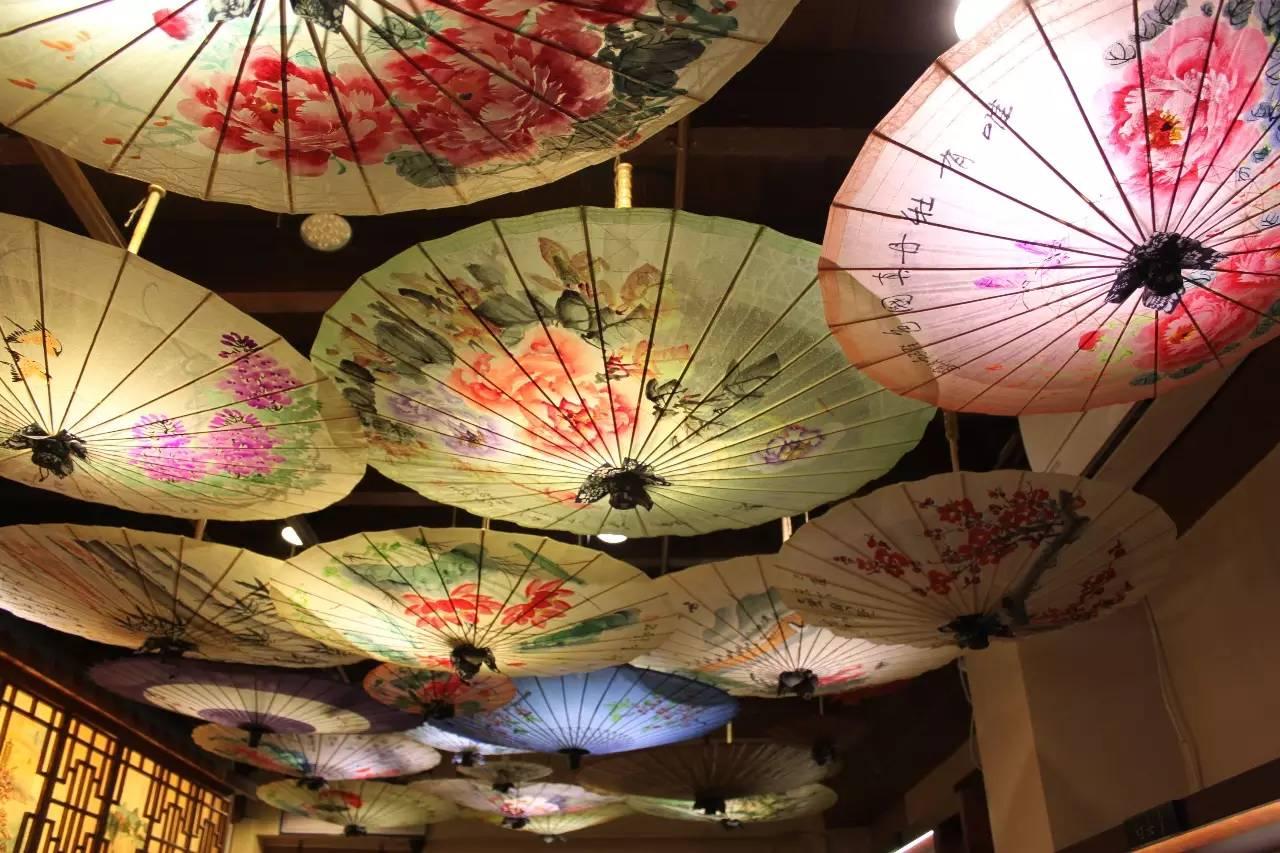 Древний классический Нефть бумага зонтик танцевальный танец зонтик представление ремесло зонтик Китайский стиль цветок зонтик потолок украшение зонтик представление зонтик