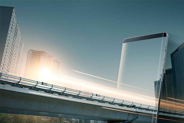 智能城市科技发展主题海报设计psd素材
