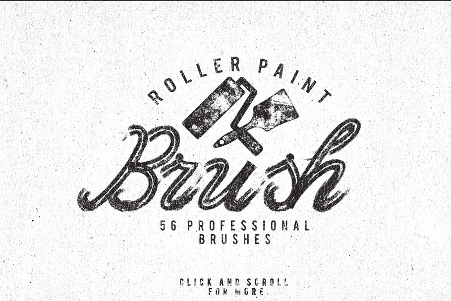 Ai压杆笔刷 ProBrush™ PS + Bonus Brushes设计素材模板