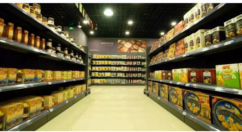 广州超市货架批发rd20型超市货架
