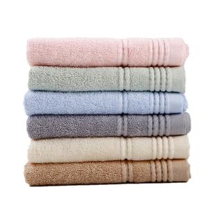 【拍两件】纯棉洗脸巾加厚柔软吸水毛巾2条