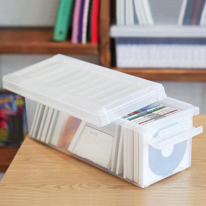 Cd в коробку домой dvd хранение диск cd коробка импорт из южной кореи карикатура эксперт редактировать разбираться CD ящик