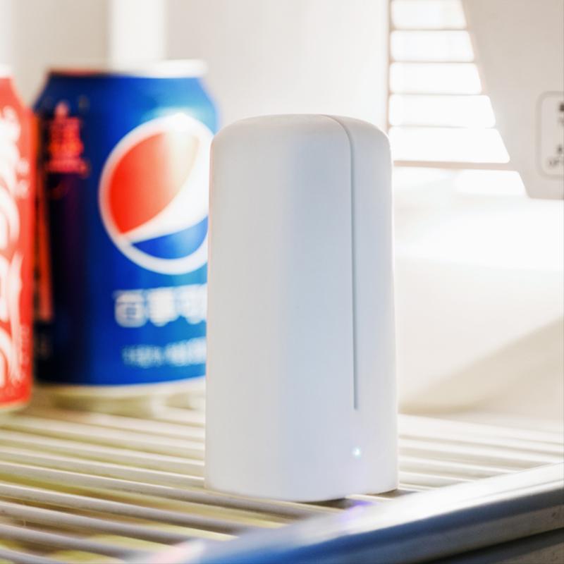 定制可蓝小白冰箱除味神器净化器