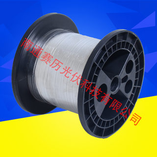 Tinned photovoltaic ribbon, photovoltaic module polysilicon conductive tape, tinned copper tape 1.5*0.15MM