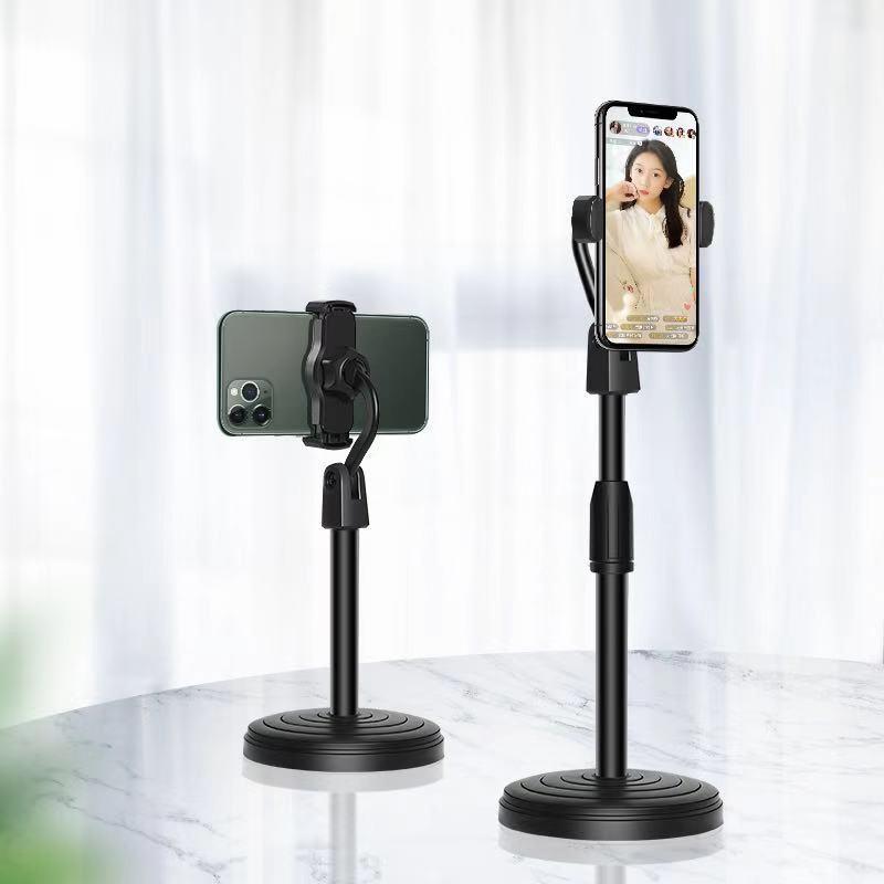 手机云台稳定器蓝牙自拍杆一体式直播旅游拍照三脚支架oppo360度自动旋转神器抖音苹果华为小米手持防抖专用