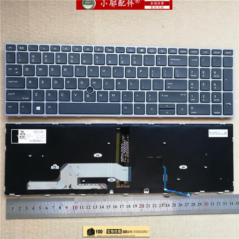 小邬键盘HP惠普PROBOOK450G5455G5笔记本配件