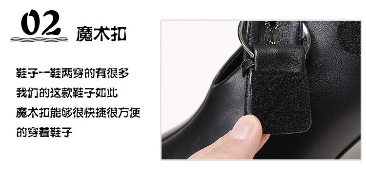 European and American style with new leather retro boots deep V-neck pointed women's shoes buckle belt bare boots winter boots 80 Online shopping Bangladesh