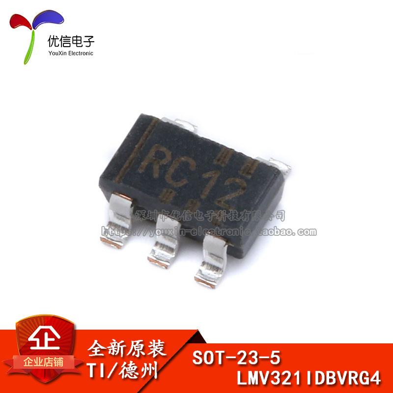 В оригинальной упаковке оригинал Патч LMV321IDBVRG4 SOT-23-5 Низкое напряжение один Операционный усилитель