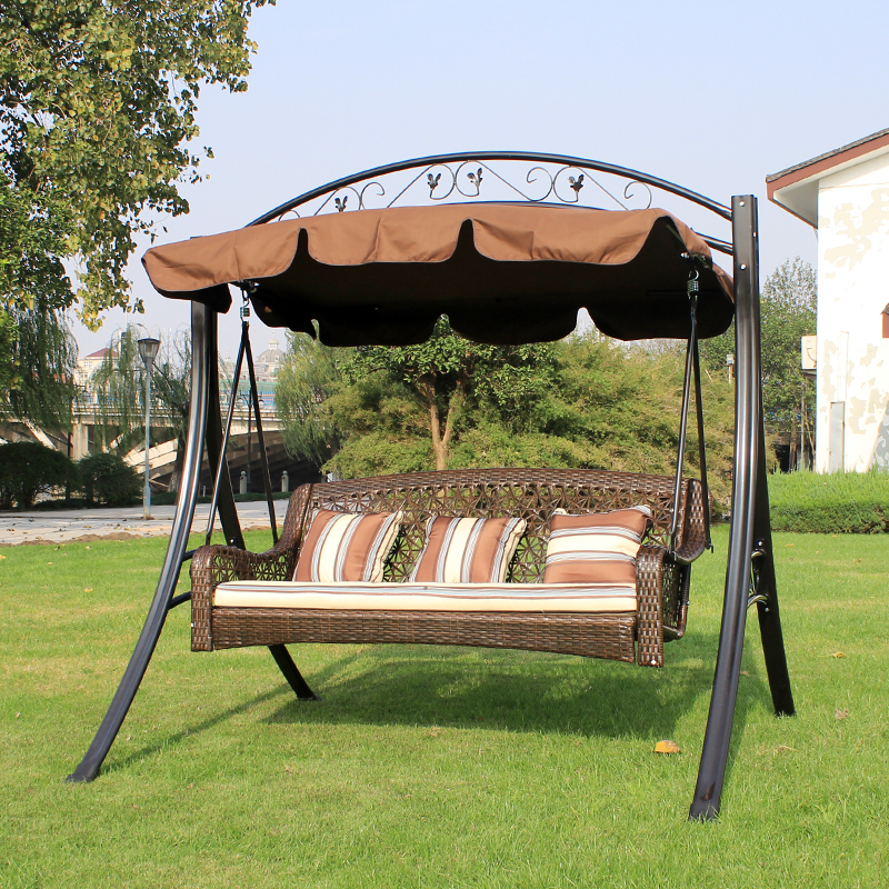 Usd 226 09 Outdoor Swing Chair Double Hanging Chair Hanging Basket