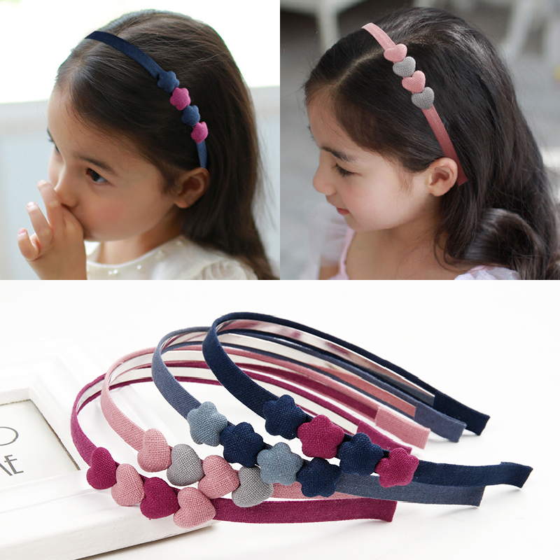 Children s hair accessories hair band Korea cute princess non-slip headband  hairpin girl student hair 73ace1bec941