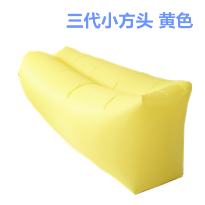 Желтый квадратная головка модель