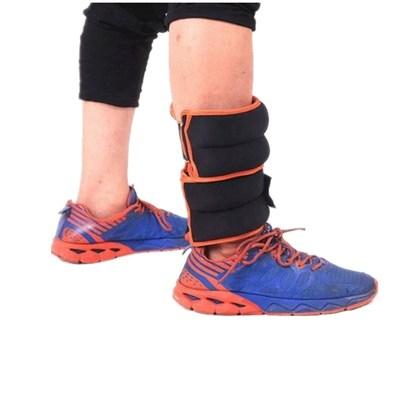 沙袋绑腿跑步运动1至6公斤帮手绑腿武术舞蹈全铁珠可调节负重装备