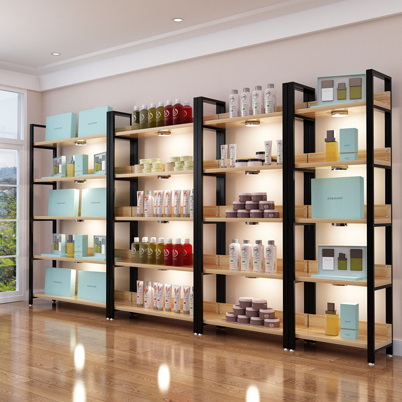 usd 28 53 boutique shelves container display rack cosmetics storage rh chinahao com retail product display unit/shelves product display shelves for sale