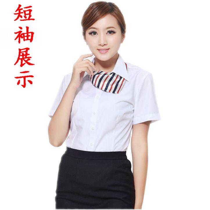 женская рубашка 007