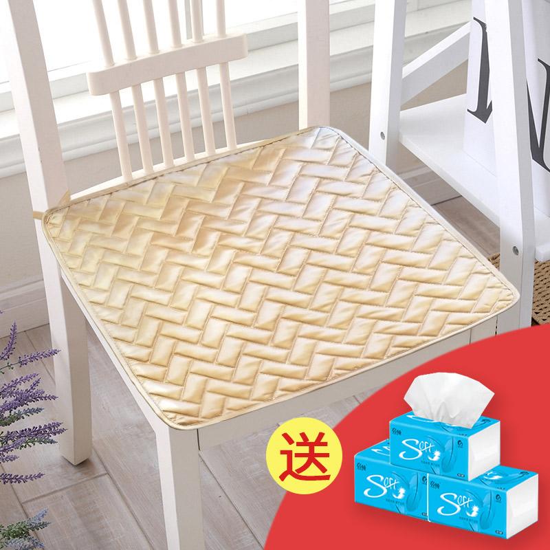 陶瓷学生坐垫夏季餐椅办公室座椅夏凉垫电脑椅透气沙发垫汽车座垫[优惠券3元天猫包邮]
