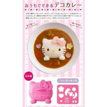 新款大号饭团模具KT猫造型米饭diy