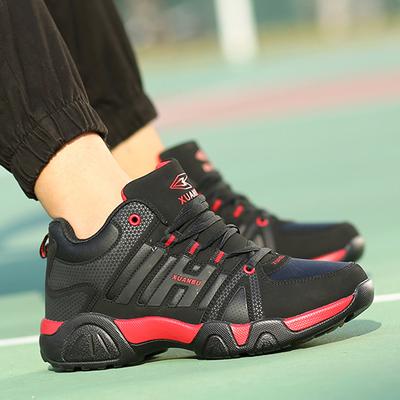加绒运动鞋男女鞋跑步鞋