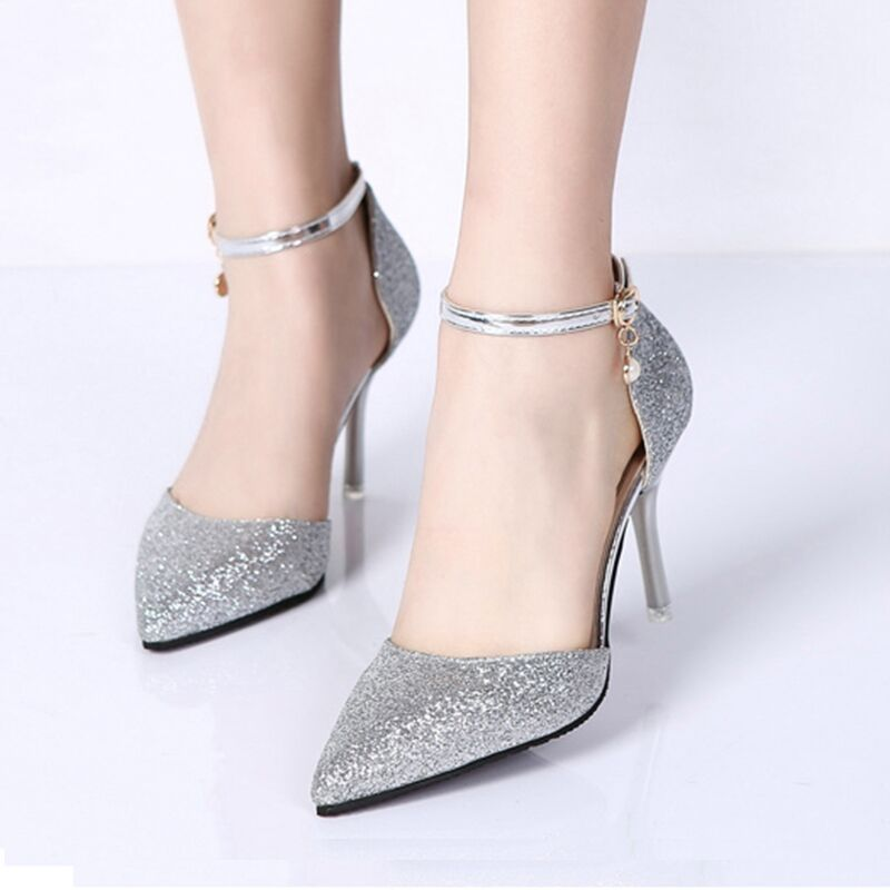 Other 2019 New Korean Version Of The Square Head Shallow Mouth Suede Cat With High Heels Buckle With A Single Shoes Female Fine Quality