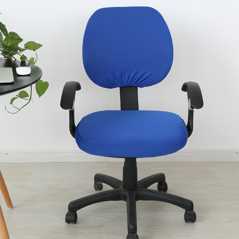 Usd 9 88 Computer Chair Cover Split Half Section Swivel Chair Cover