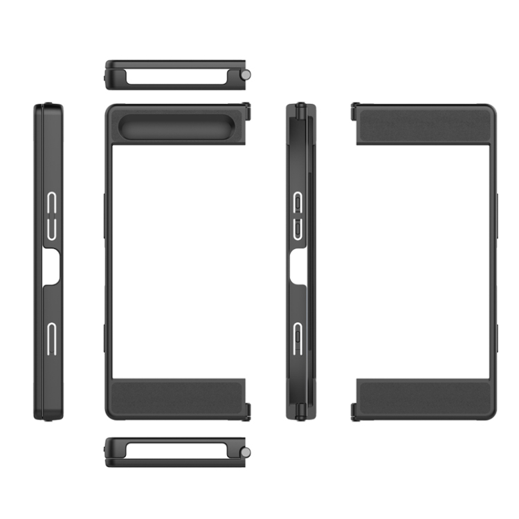 cheap for discount 58446 797b4 ZTE Axon M folding smartphone protective shell