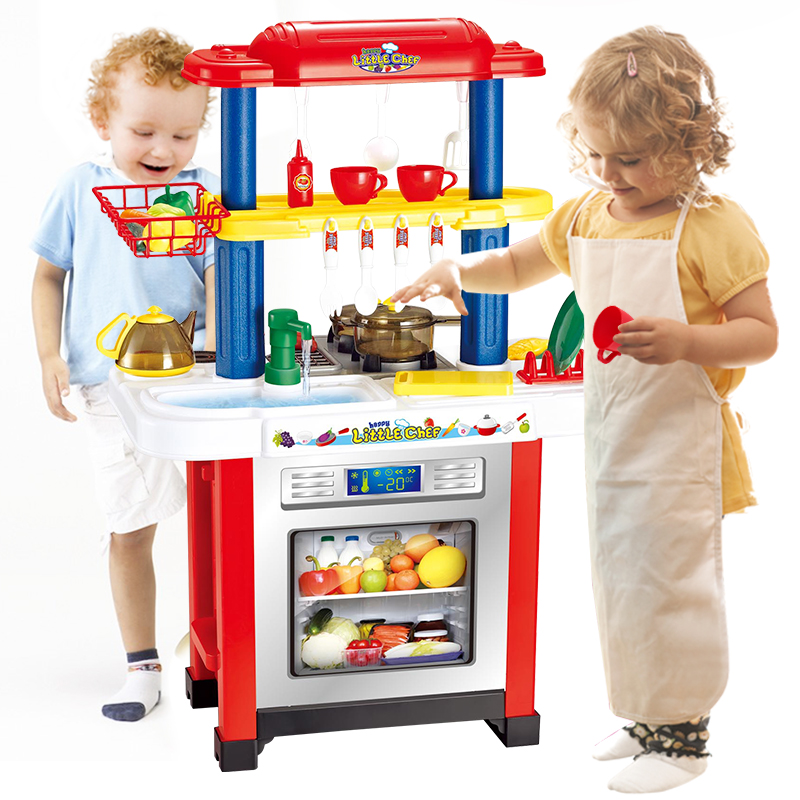Baby Cooking Utensils Children Play House Kitchen Toy