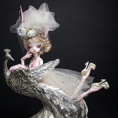 taobao agent Free shipping 1/6 BJD/SD doll-DC\6 points baby (Fiona Fiona) full set【Doll-Chateau