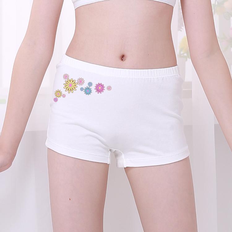 shorts boxer Asian girls teens