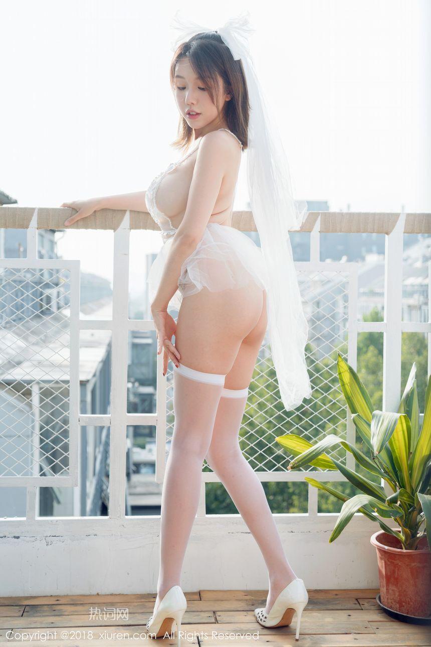 性感女神黄楽然外拍写真 黄楽然婚纱大尺度套图