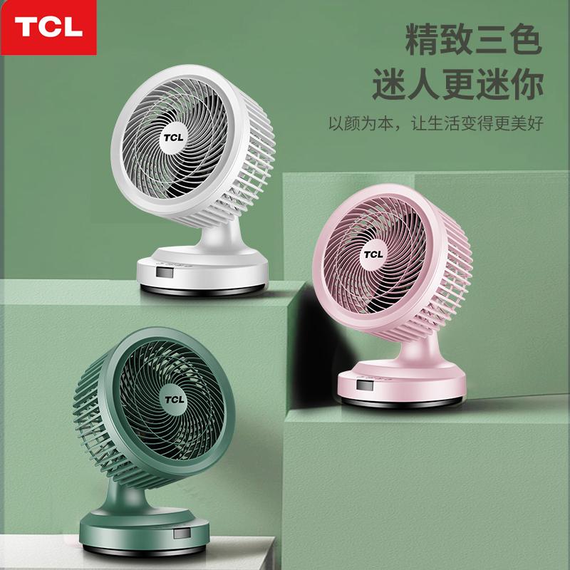 加速空氣循環:TCL TXS-20KDY 空氣循環扇