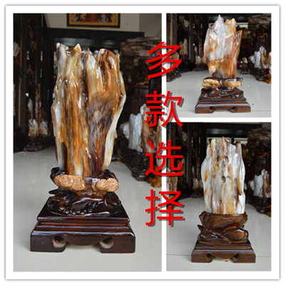 951a4cee48db 413 new product update Myanmar Tree of Jade Jade silica wood special jade  stone Office study decoration