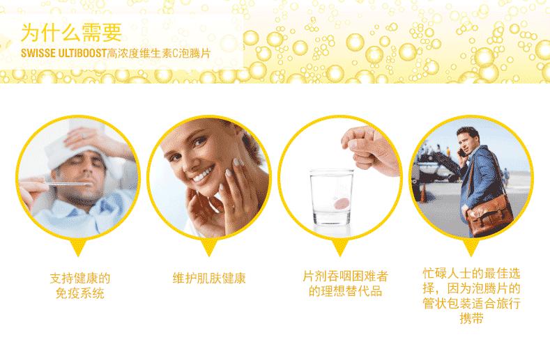 【预售】澳洲进口swisse维生素C泡腾片60片*2 高浓度浓缩 ¥260.00 我们的产品 第9张