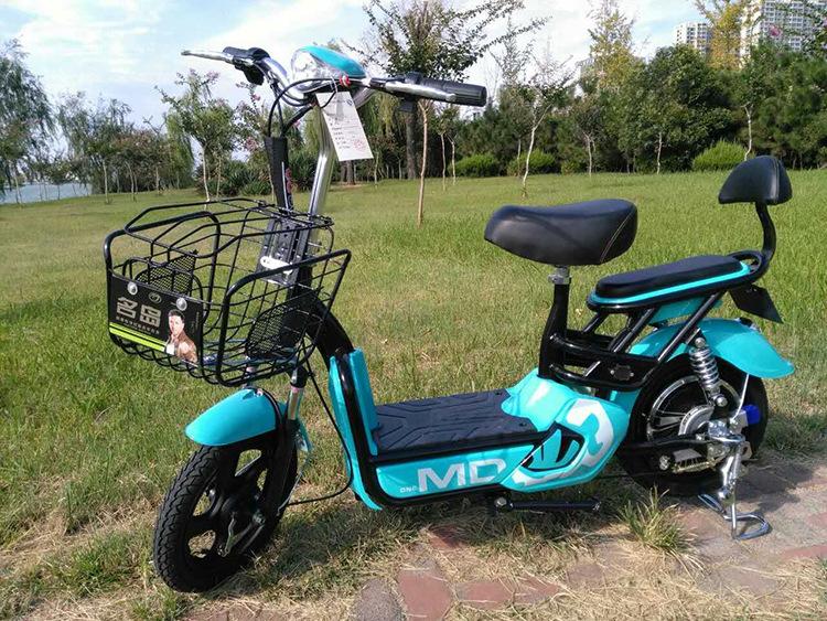 Vélo électrique 48V 14 pouces - Ref 2386266 Image 8