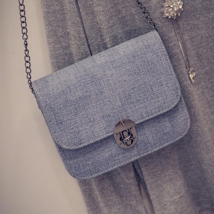 伊诗黛2016夏季新款女包手提包小包包日韩版小方包单肩包斜挎包
