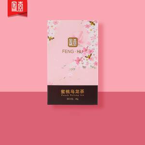 【凤壶】蜜桃乌龙茶茶包12包