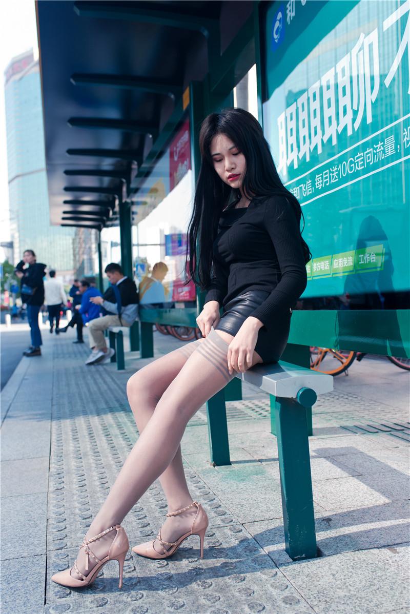 皮短裙高跟美女 【套图+视频】 88778877  帖子ID:38