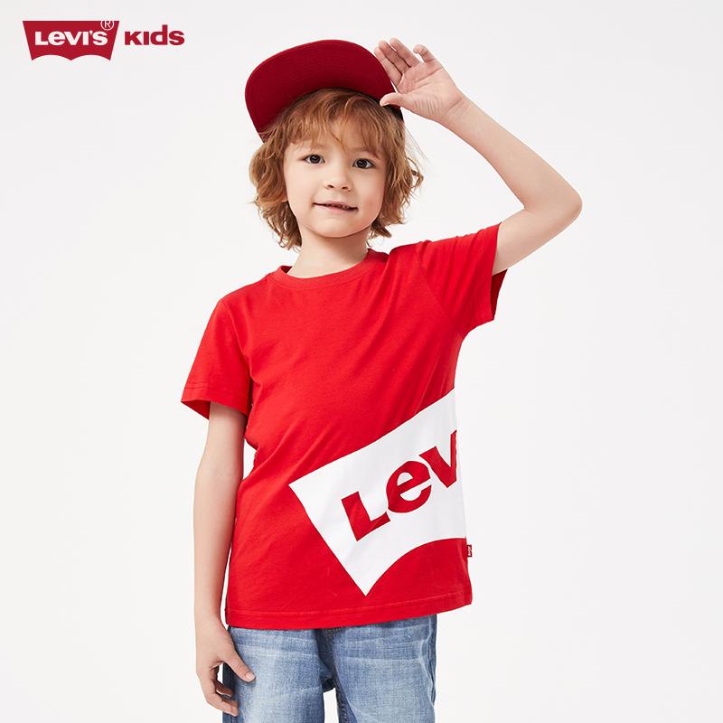 4.9分,旗艦店發貨:Levi's 李維斯 兒童T恤(80~160碼)
