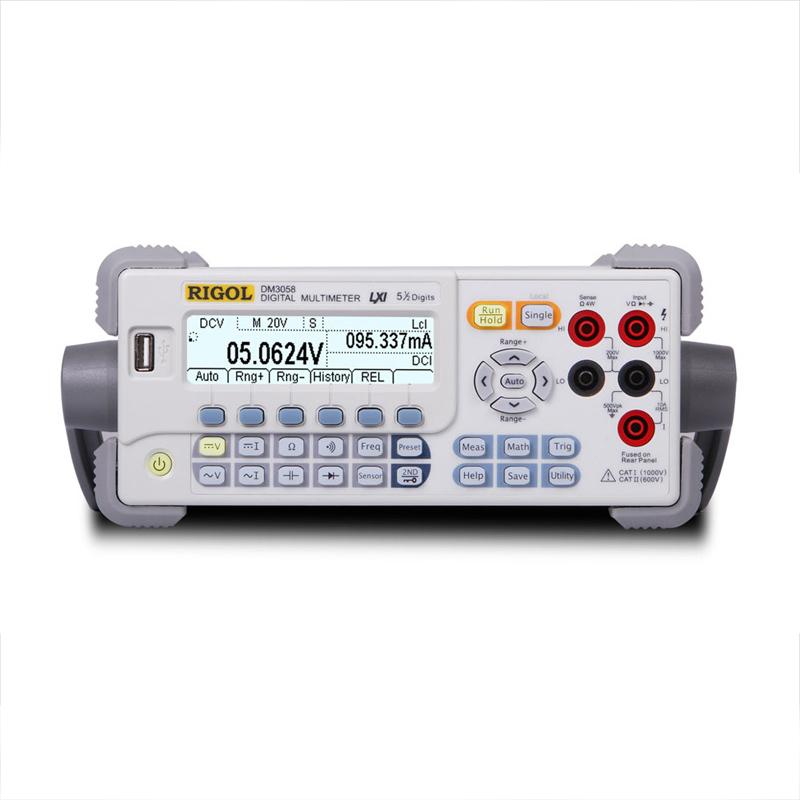 Мультиметр Rigol  DM3058E 5.5