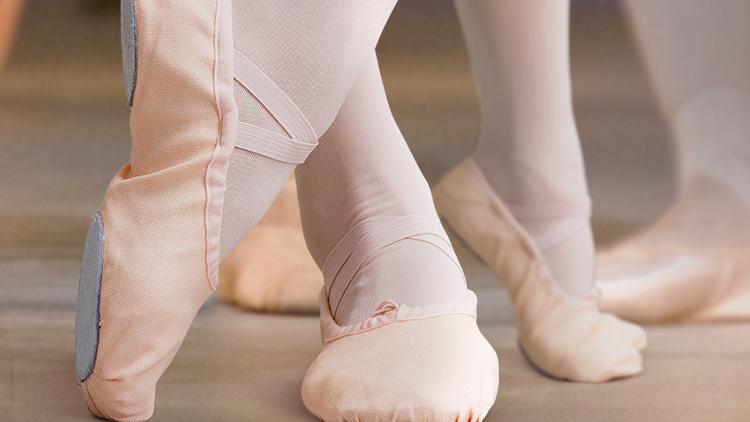 芭蕾舞,踮起脚尖就会更接近阳光2