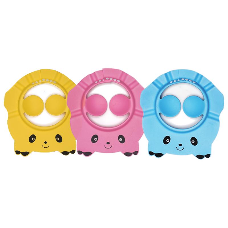 洗头神器儿童宝宝洗头帽防水护耳婴儿洗头防水帽洗澡帽小孩浴帽