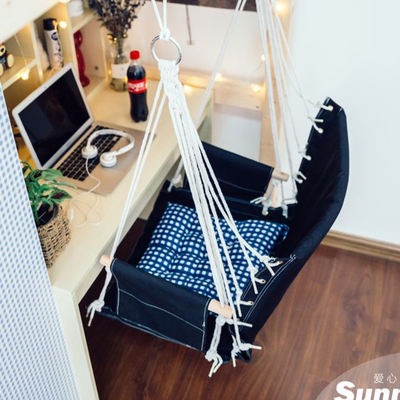 8f9dd651d76 Hanging chair dormitory dormitory student hammock reclining college  dormitory swing lazy artifact female bedroom cute chair