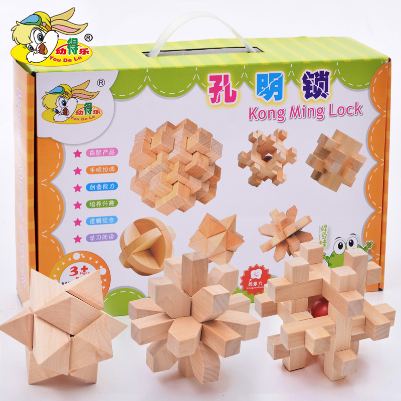 Puzzle Childrens Toys Boys 3 6 Years Old 7 10 5 Intelligence 12 8 Girls 4 Children Birthday Gift